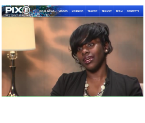 """FEB 2016   Underwood is featured in   PIX 11  news, """"Do CHANGE.ORG Petitions Really Work?"""""""