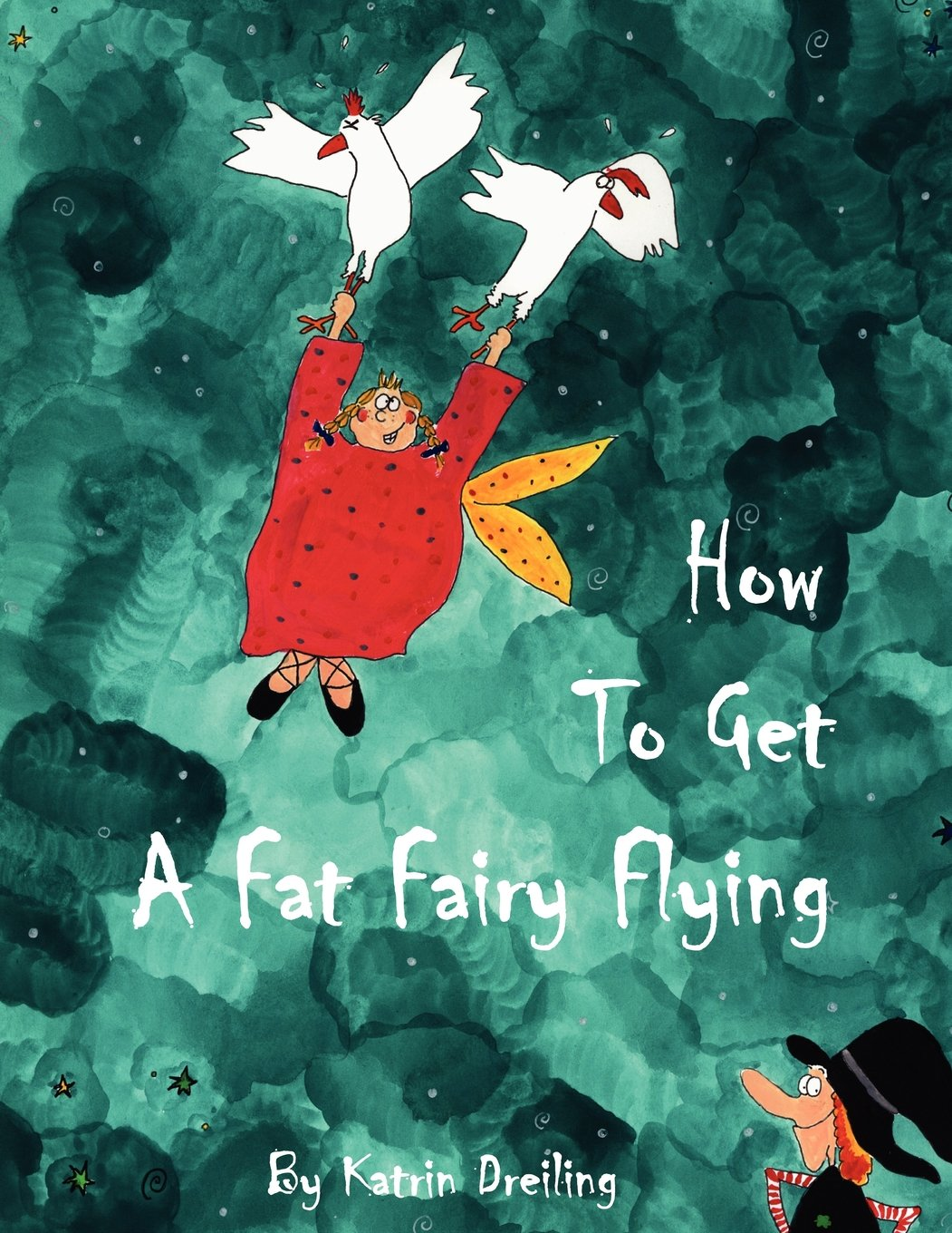 How to get a fat fairy flying