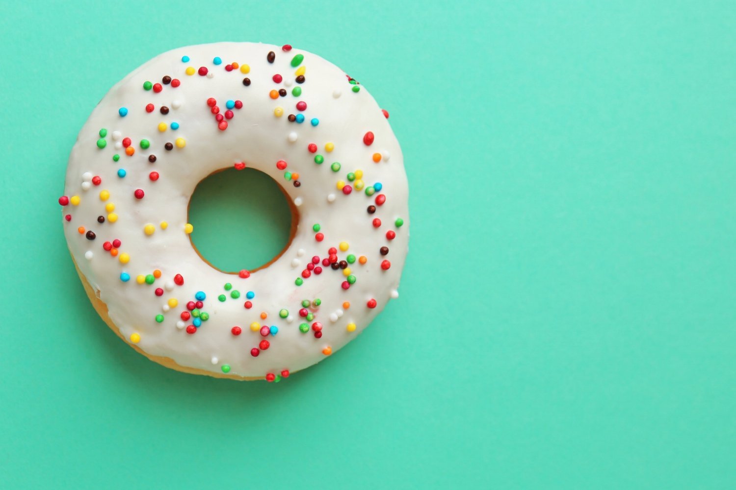 This is not your average donut...