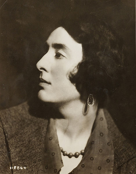 Vita Sackville-West to Virginia Woolf -