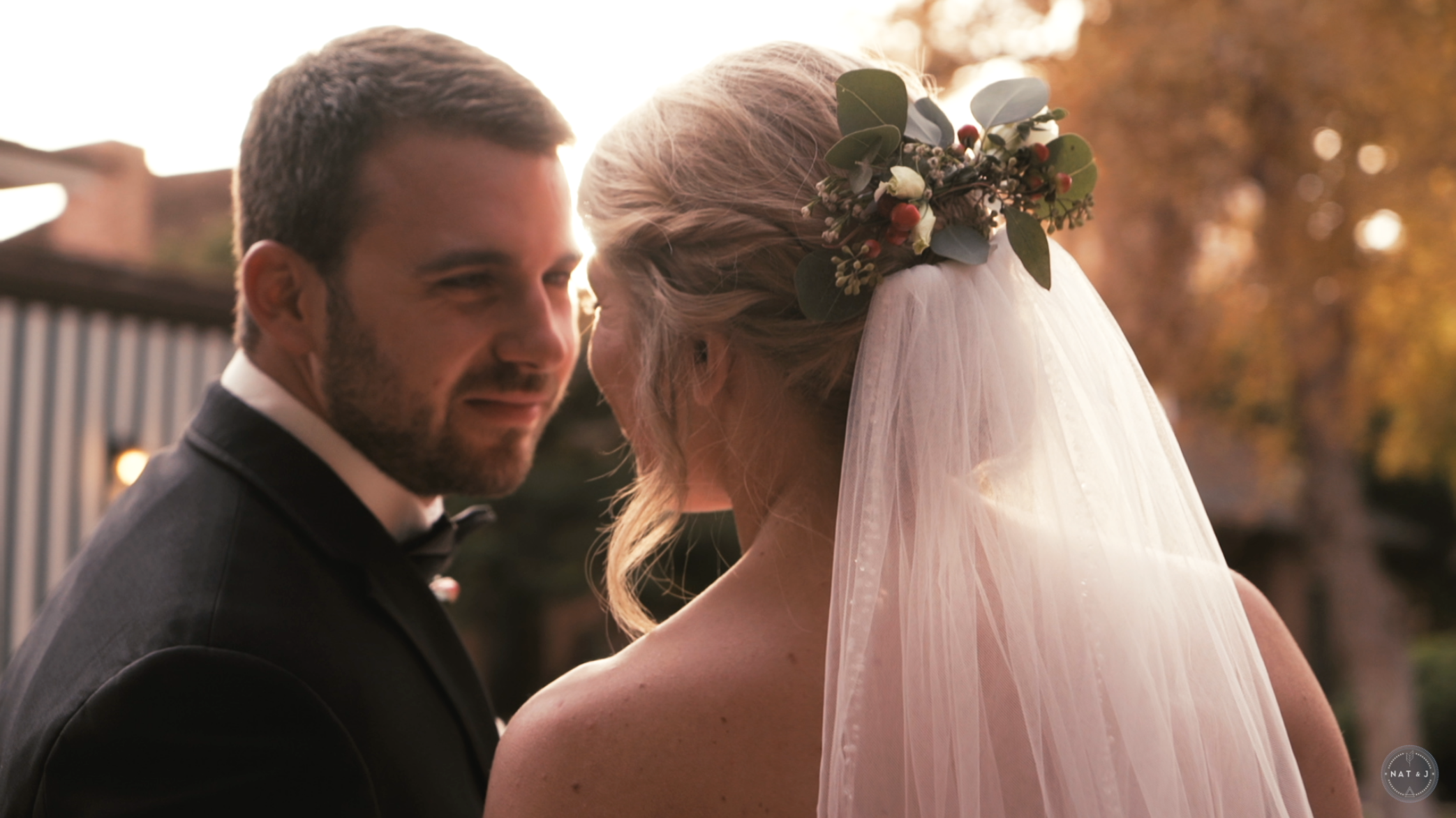 sammy & josh - Beautiful video with one of our favorite couples' New Years wedding