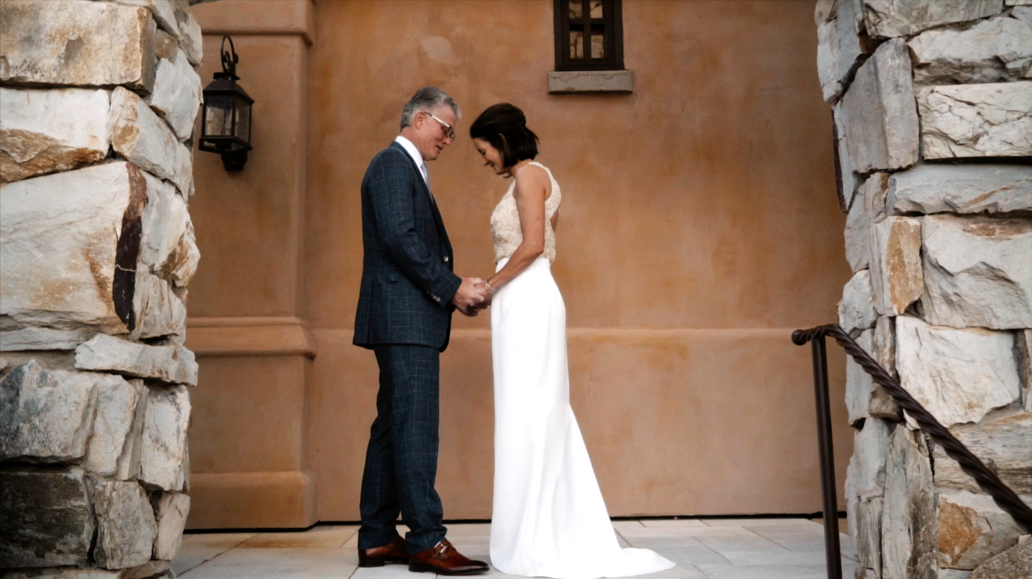 Samie & Ric - A peaceful retreat wedding video at the Estancia Club in Scottsdale
