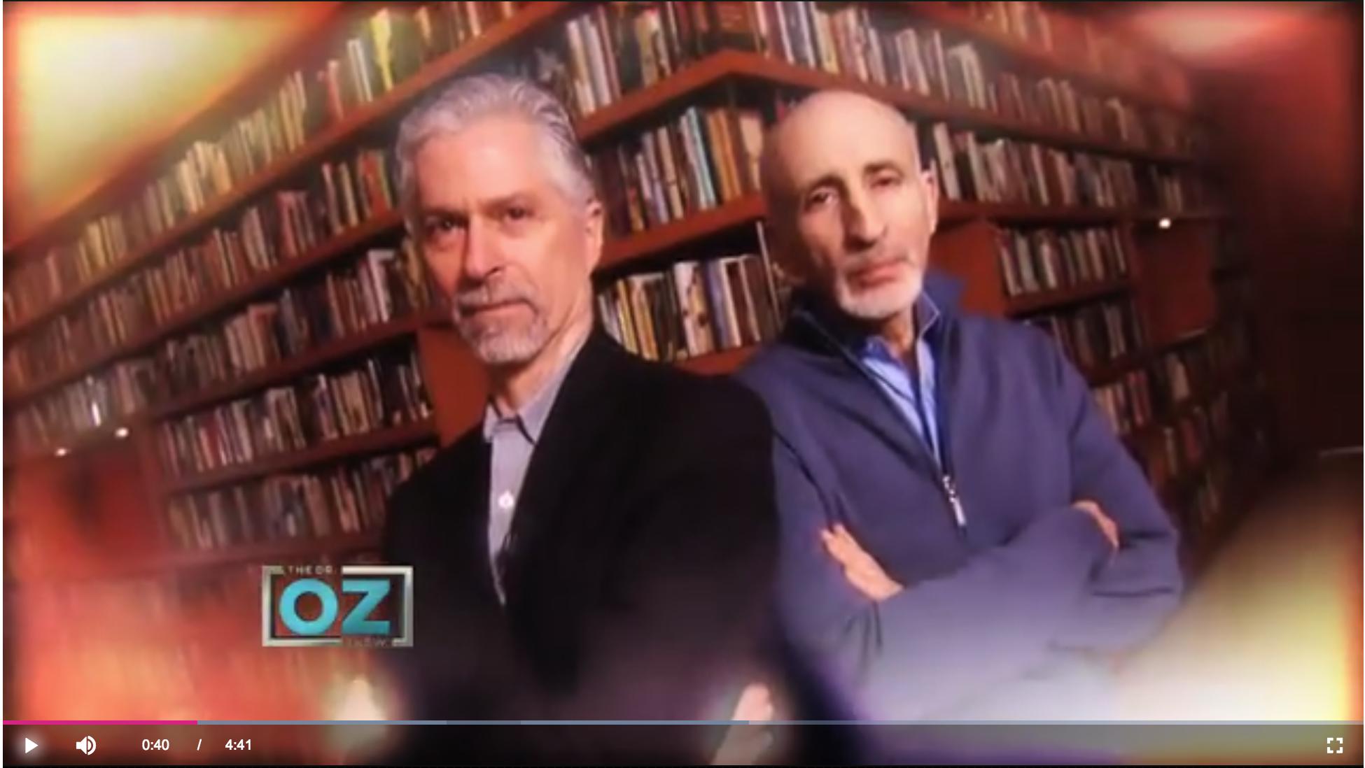 Dr. Oz: Get Out of a Rut, Pt. 1  5/22/12