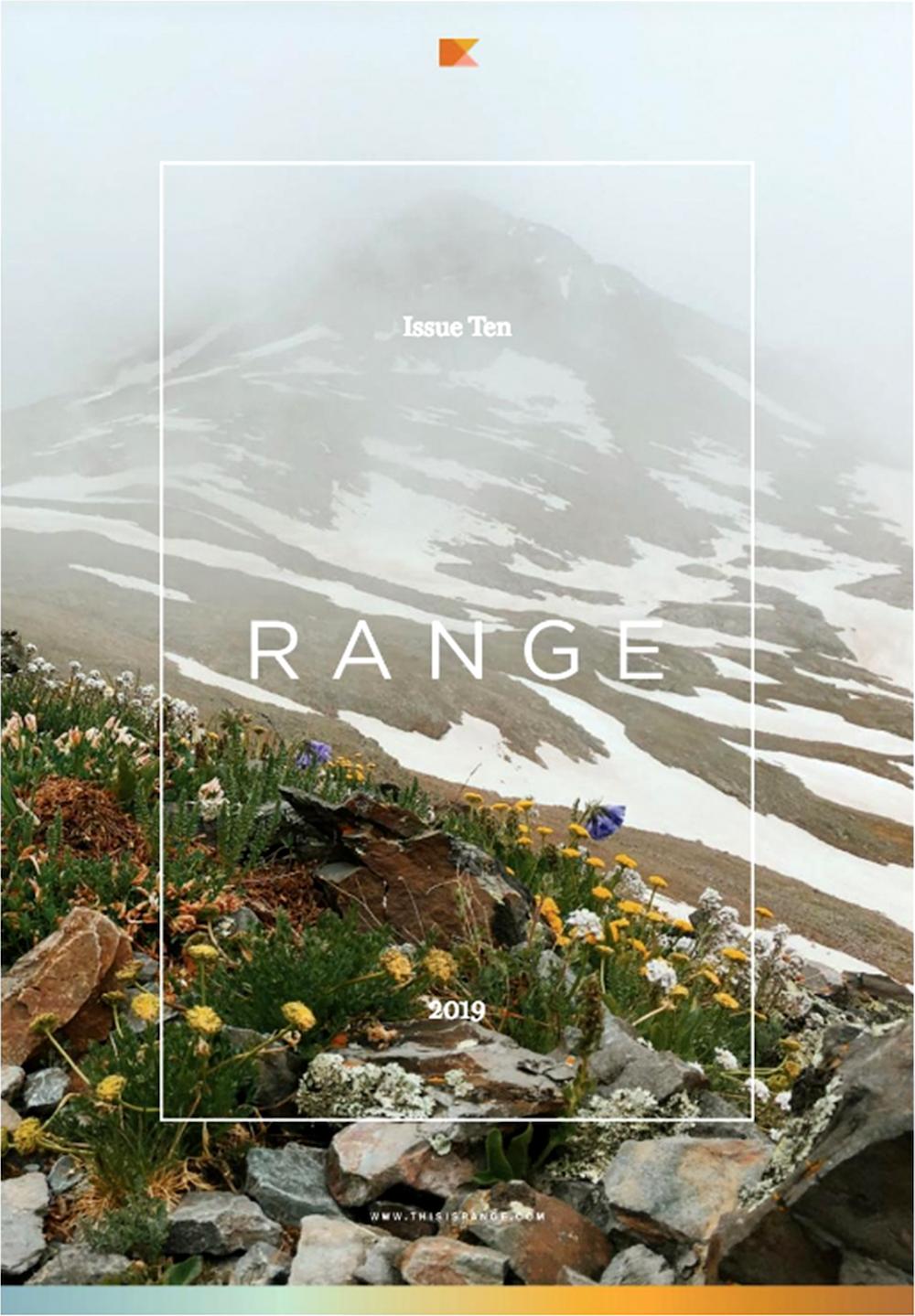 Range Magazine Issue 10 cover