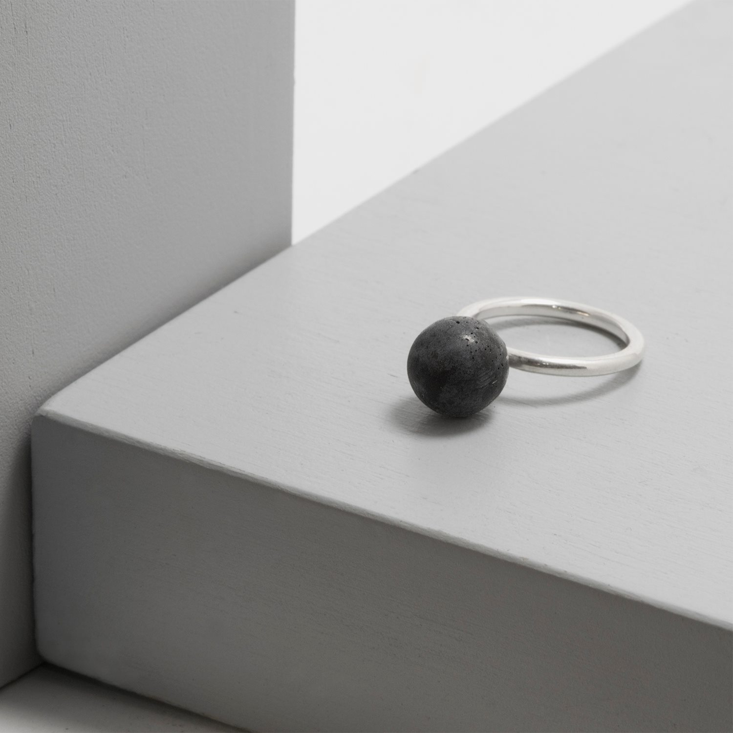 BAZK - Founded by Angela Gomez and Bert van Wijk, BAZK is a Berlin based jewelry & design studio dedicated to the creation of bold, architectural pieces inspired by the urban landscape.Each design reflects our love for clean lines and geometrical forms. The combination of traditional craftmanship and unconventional materials makes every piece a true statement piece.