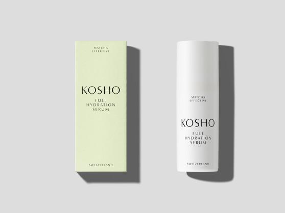 Matcha based Full Hydration Serum 129 € – Kosho Cosmetics