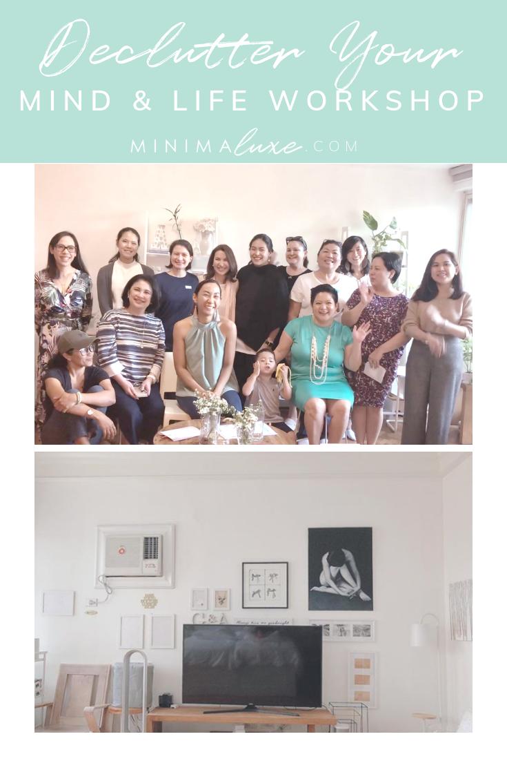 declutter your life mind workshop manila.png
