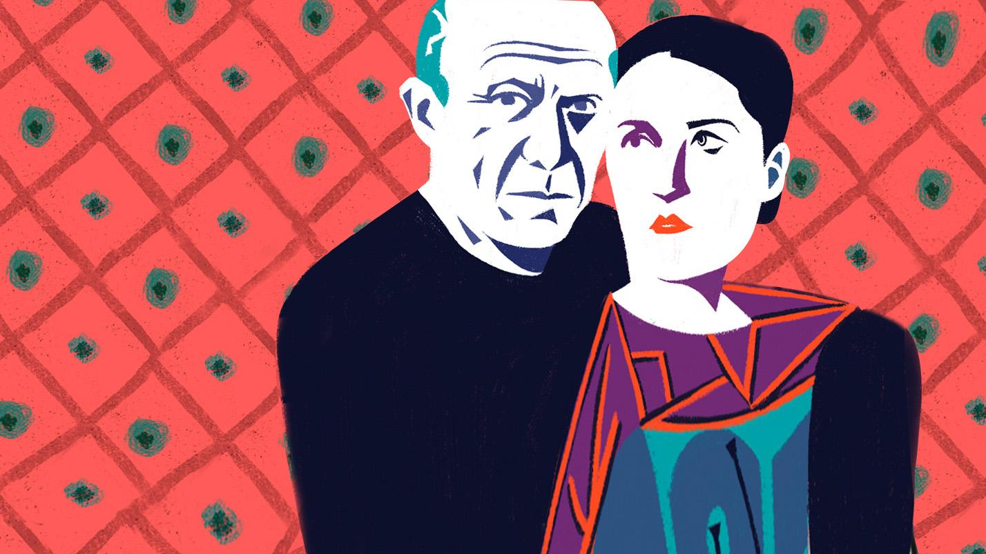 Artists in Love - Picasso e Dora Marr - SkyArte