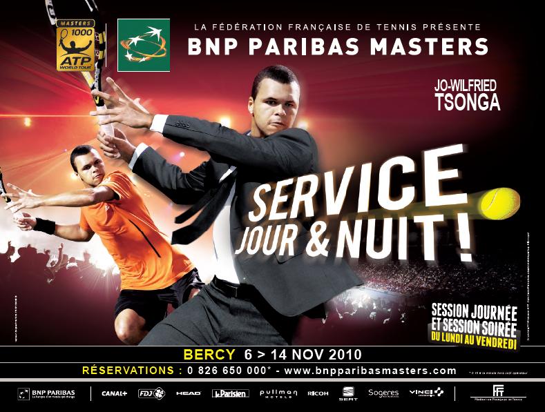 BNP Paribas Master Bercy - Viral