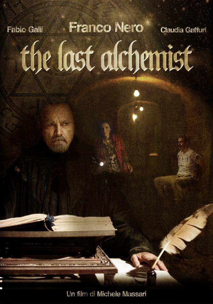 Franco Nero - The last Alchemist