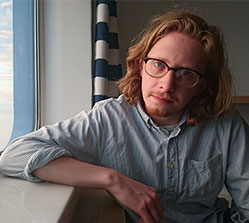 Jørgen Færøy Flasnes - Writer