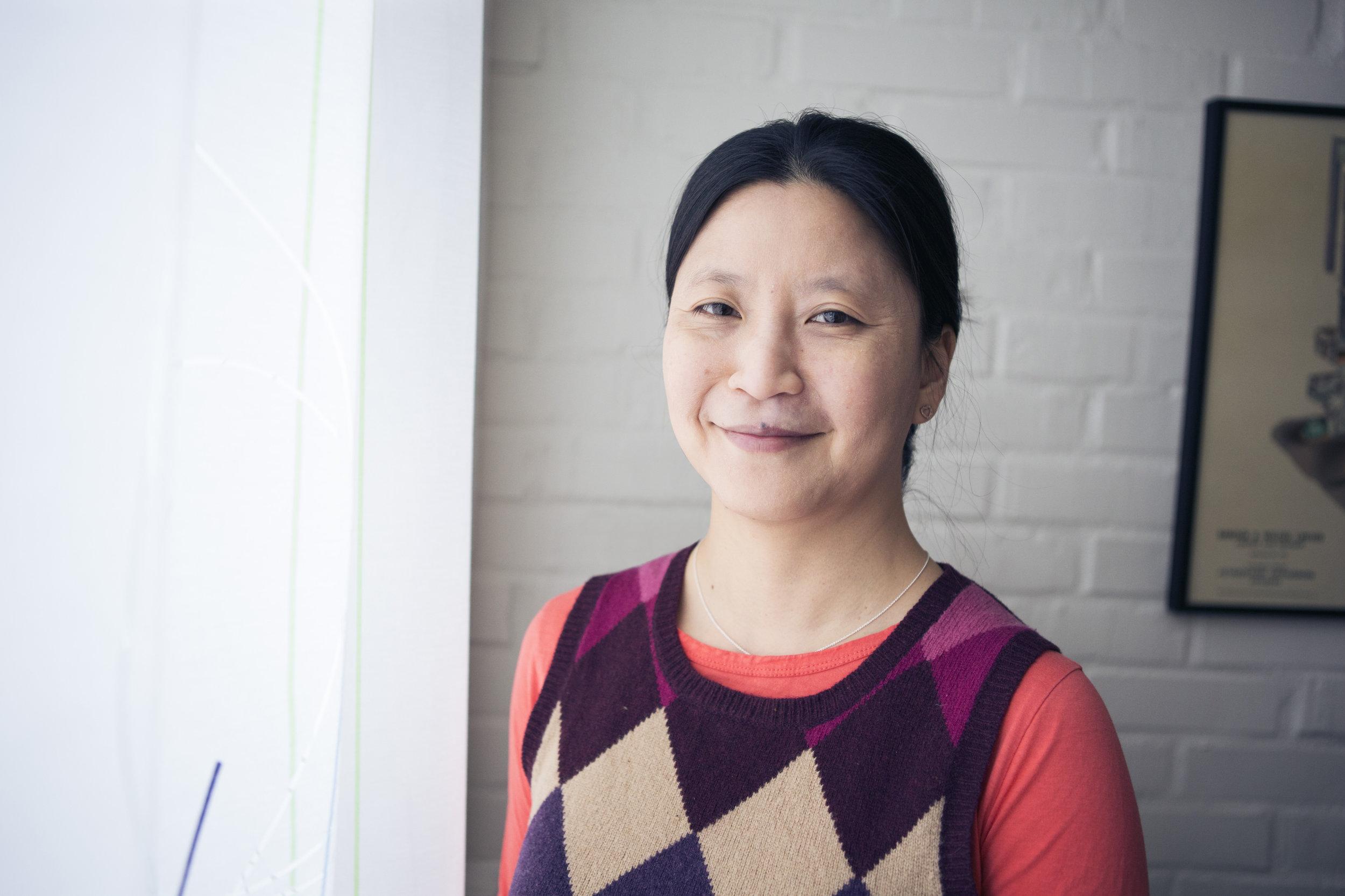 Sonia Yeh, Chalmers, ansvarig för arbetspaketet Identifiering och analys av transformativa scenarier
