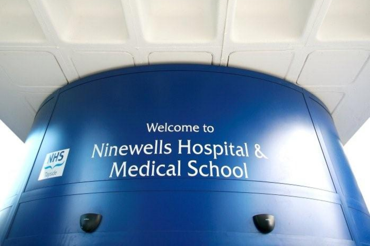 ninewells welcome sign.jpg