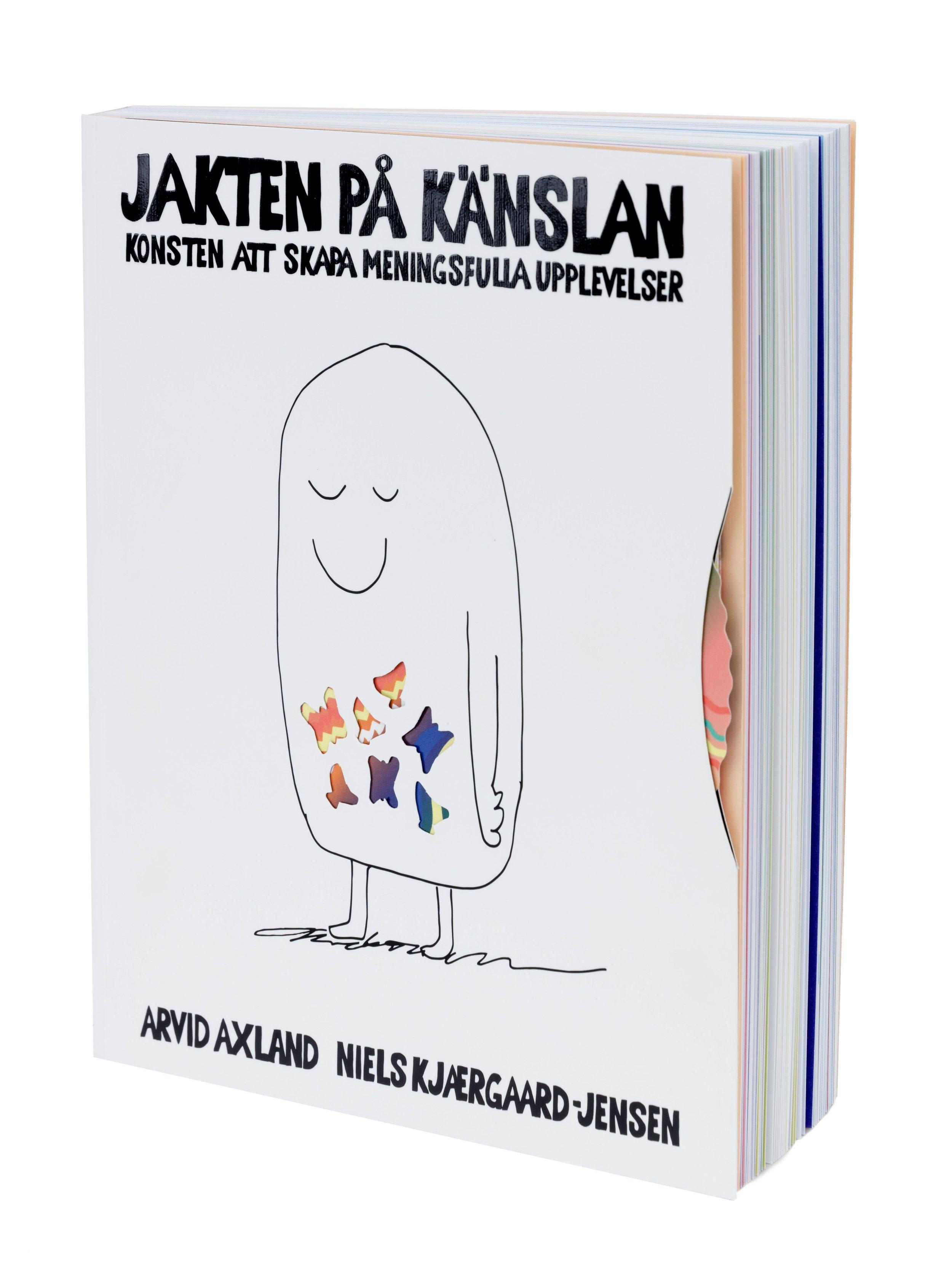 Läs mer om boken på Jaktenpåkänslan .se