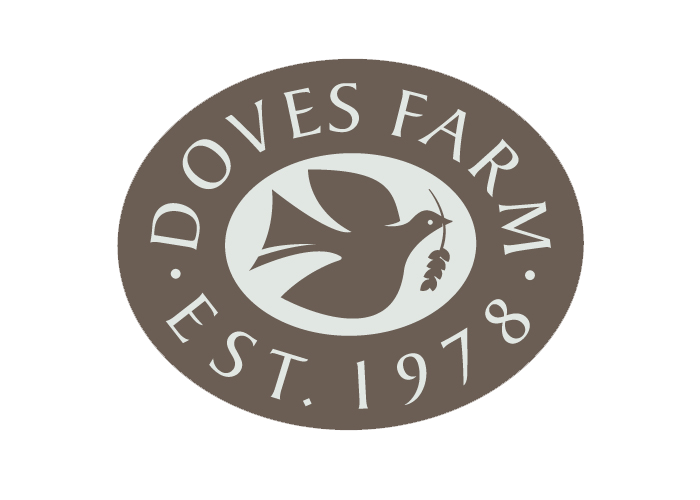 Doves Farm - Quite popular for their Gluten Free Flours! Doves Farm offer a vast variety of products that are not only suitable for those who struggle with Gluten but options that include Wheat Free, Dairy Free, and Soy Free. The range of products that are available from Doves farm has steadily risen over the years, and this gives people the opportunity to enjoy better, healthy food.
