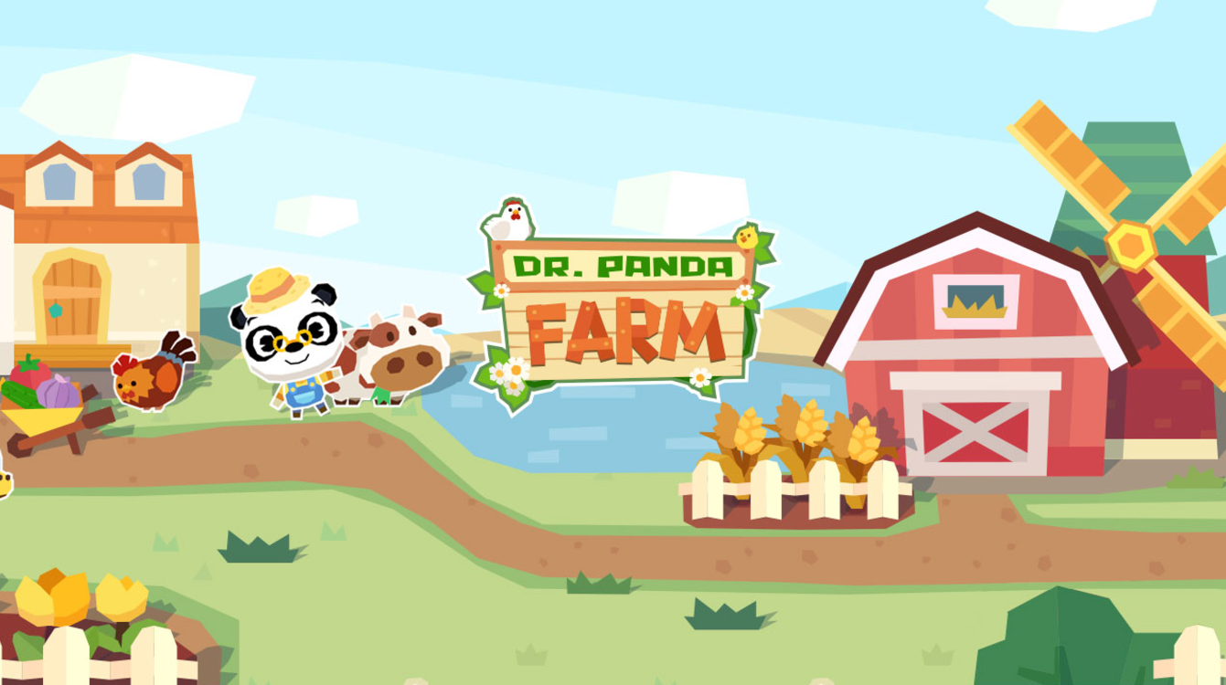 Dr. Panda Farm - A variation on the clicker game genre that aims to teach children the process of how everyday foodstuffs are created.I created the original prototype with Unity and Playmaker.