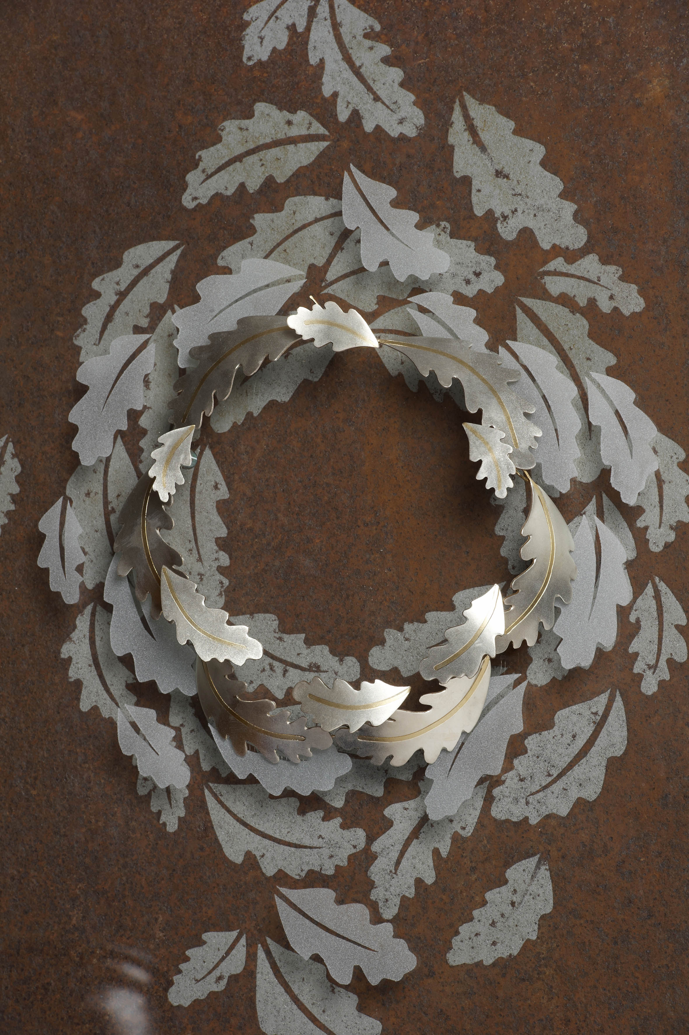 Oak detail