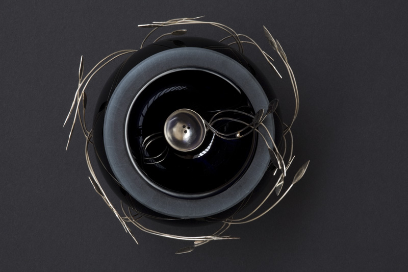 Grass Bowl from above