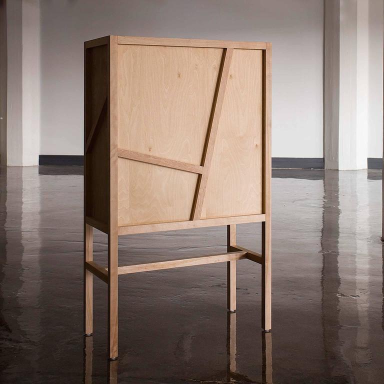 Lungo Bar Cabinet, Back