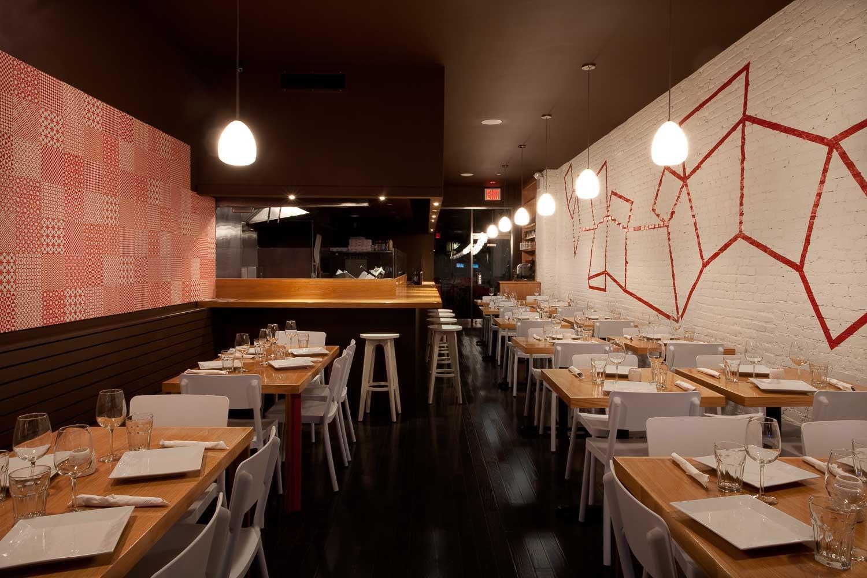 Restaurant Design: Pizzeria Suzanna