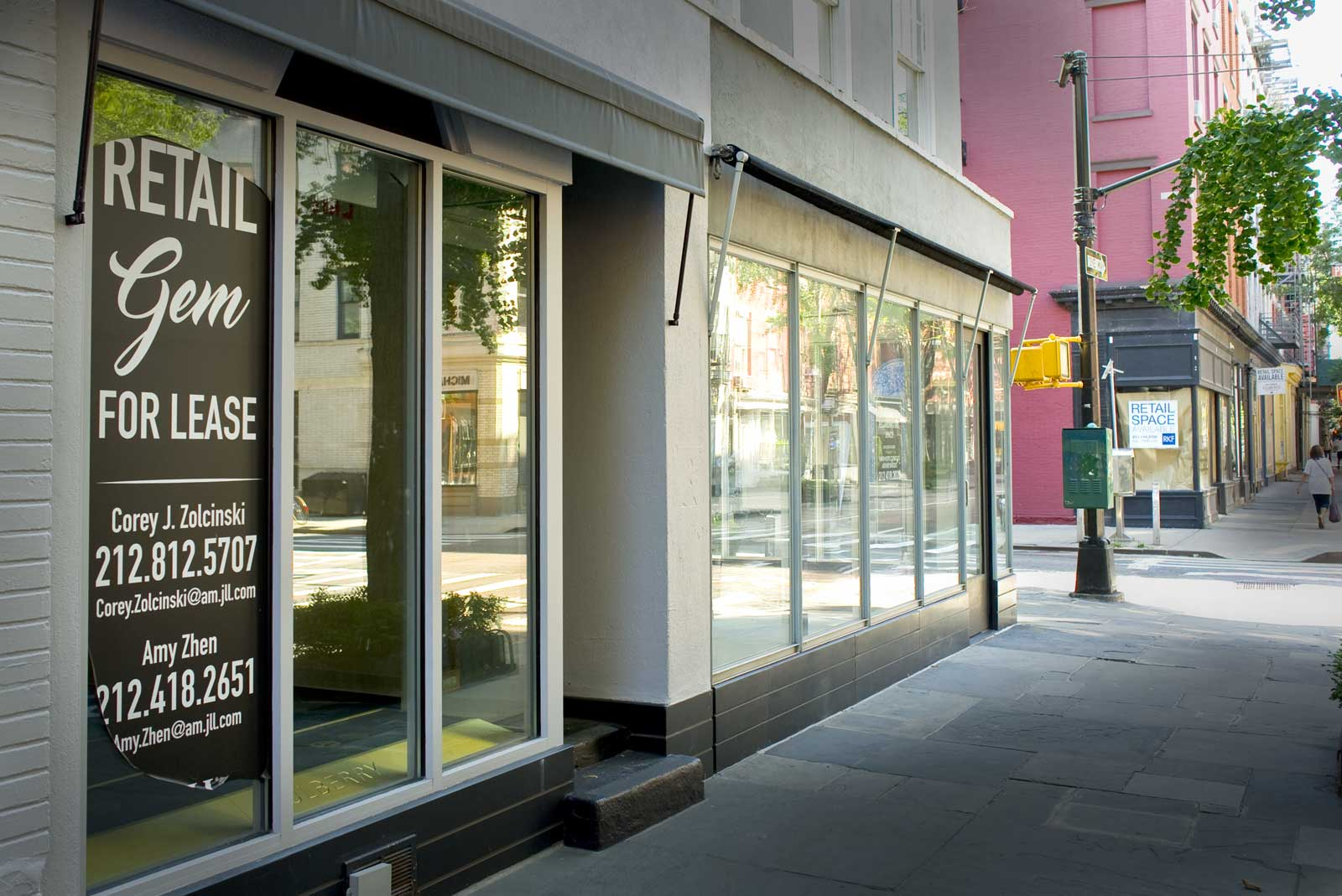 Blog post:  Why most retail stores are destined to close