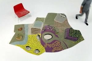 Non-Flying Carpet       Furniture Design