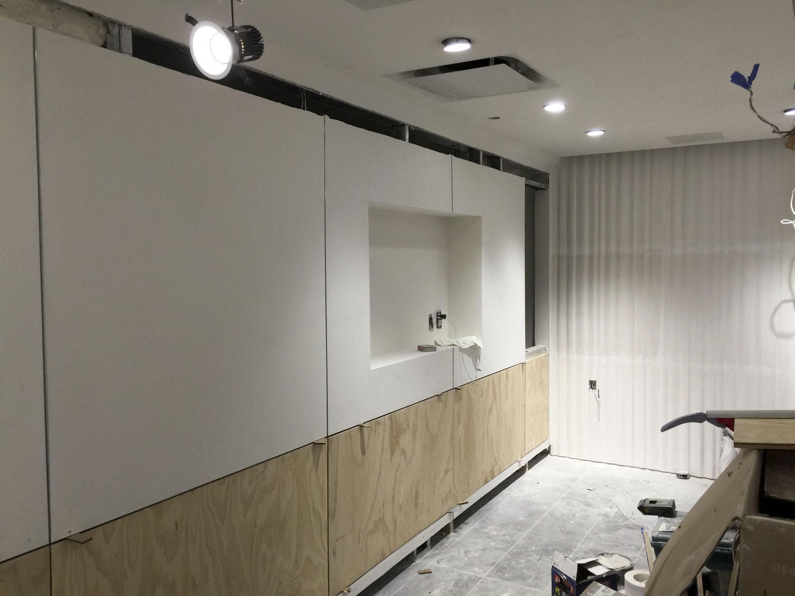 James Allen Jewelry Showroom under construction
