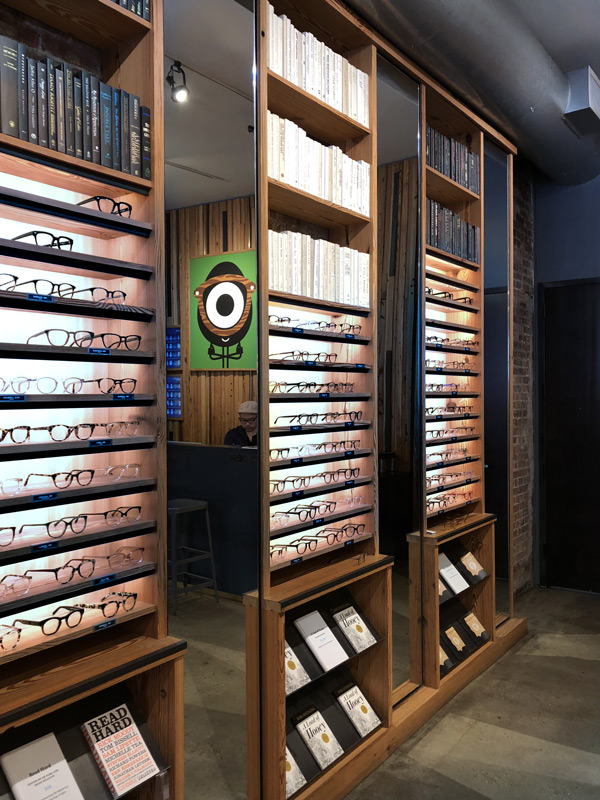Warby Parker, New York