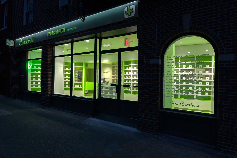 Careland   Pharmacy Design