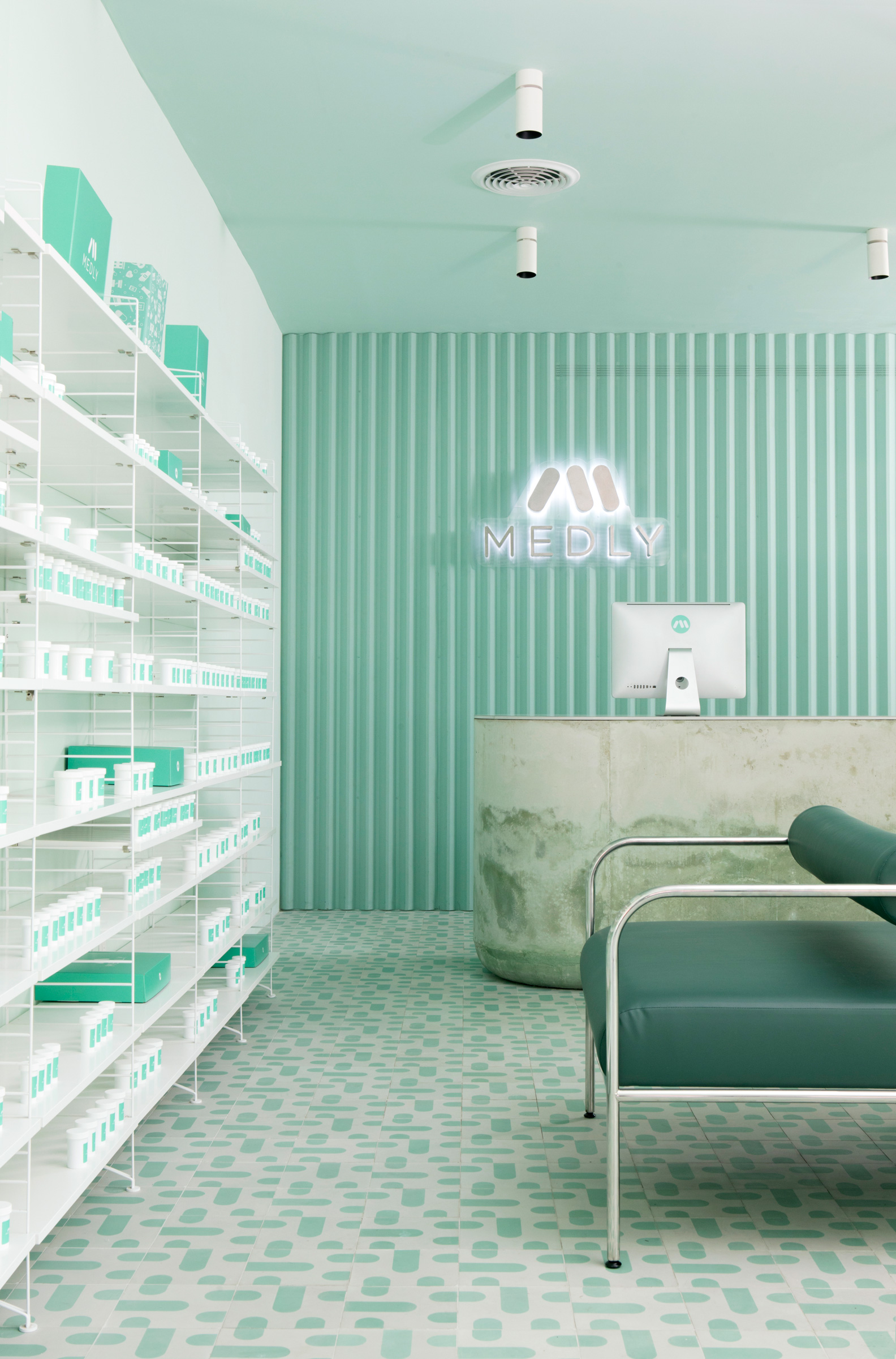 Medly Pharmacy Design