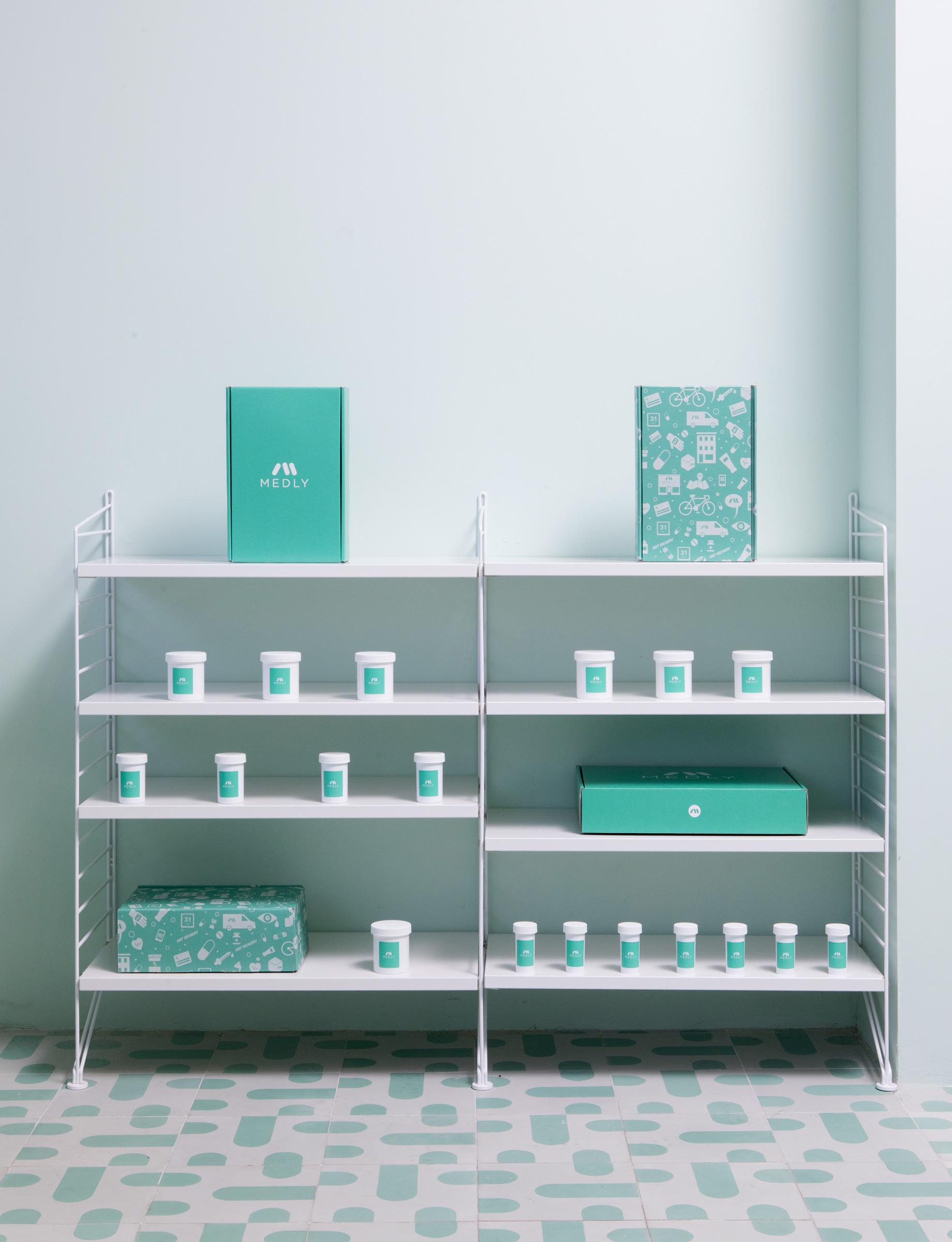 Medly Pharmacy Design