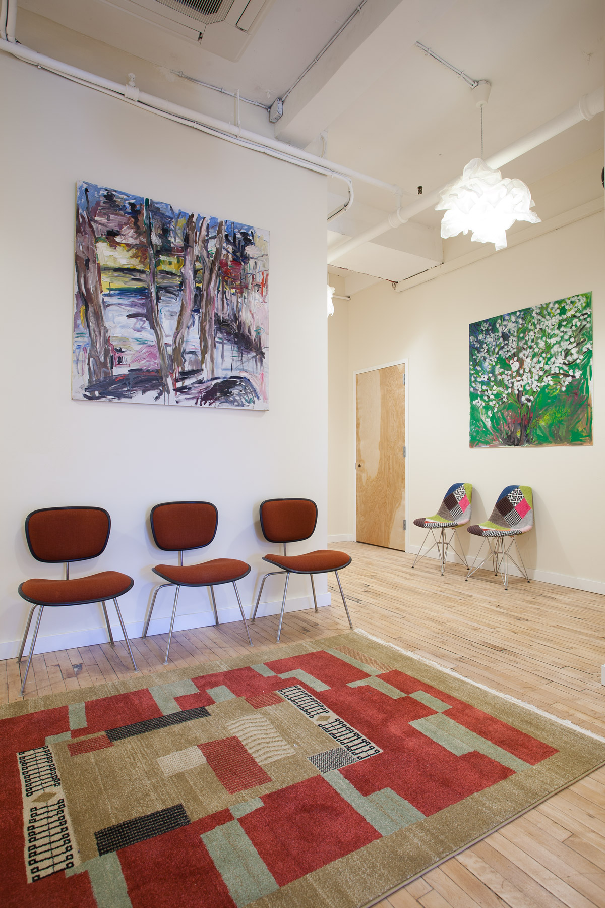 Nomad Suites  Office Design