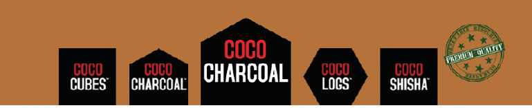 Coco Charcoal  is a Melbourne based company that sells Coconut Shell Charcoal BBQ Briquettes.