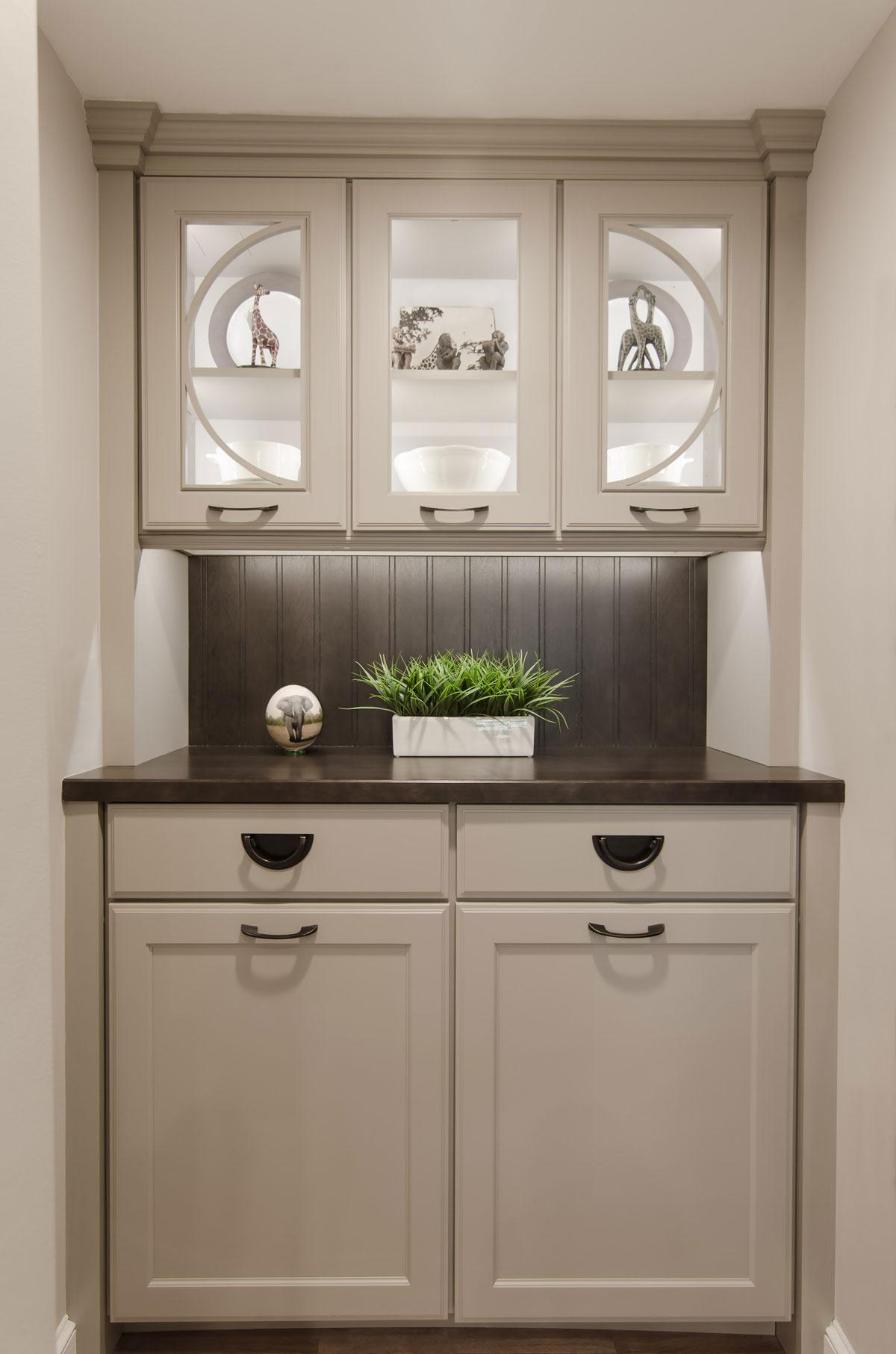 Braintree, MA laundry room interior design