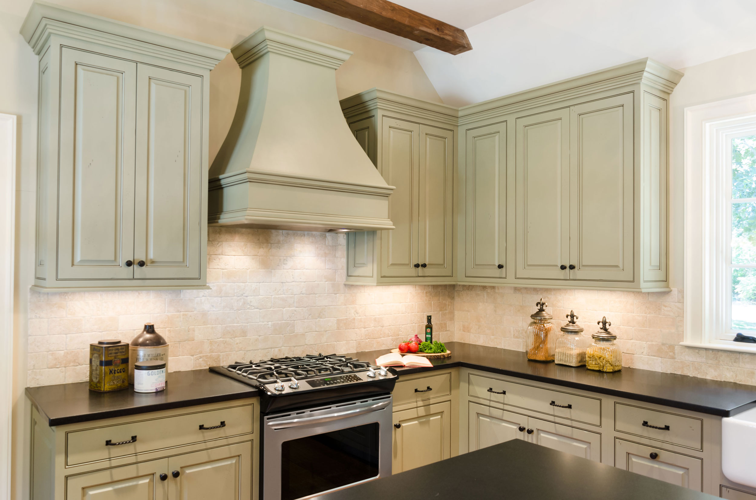 Duxbury, Ma kitchen revitalization by Susan Curtis Interiors