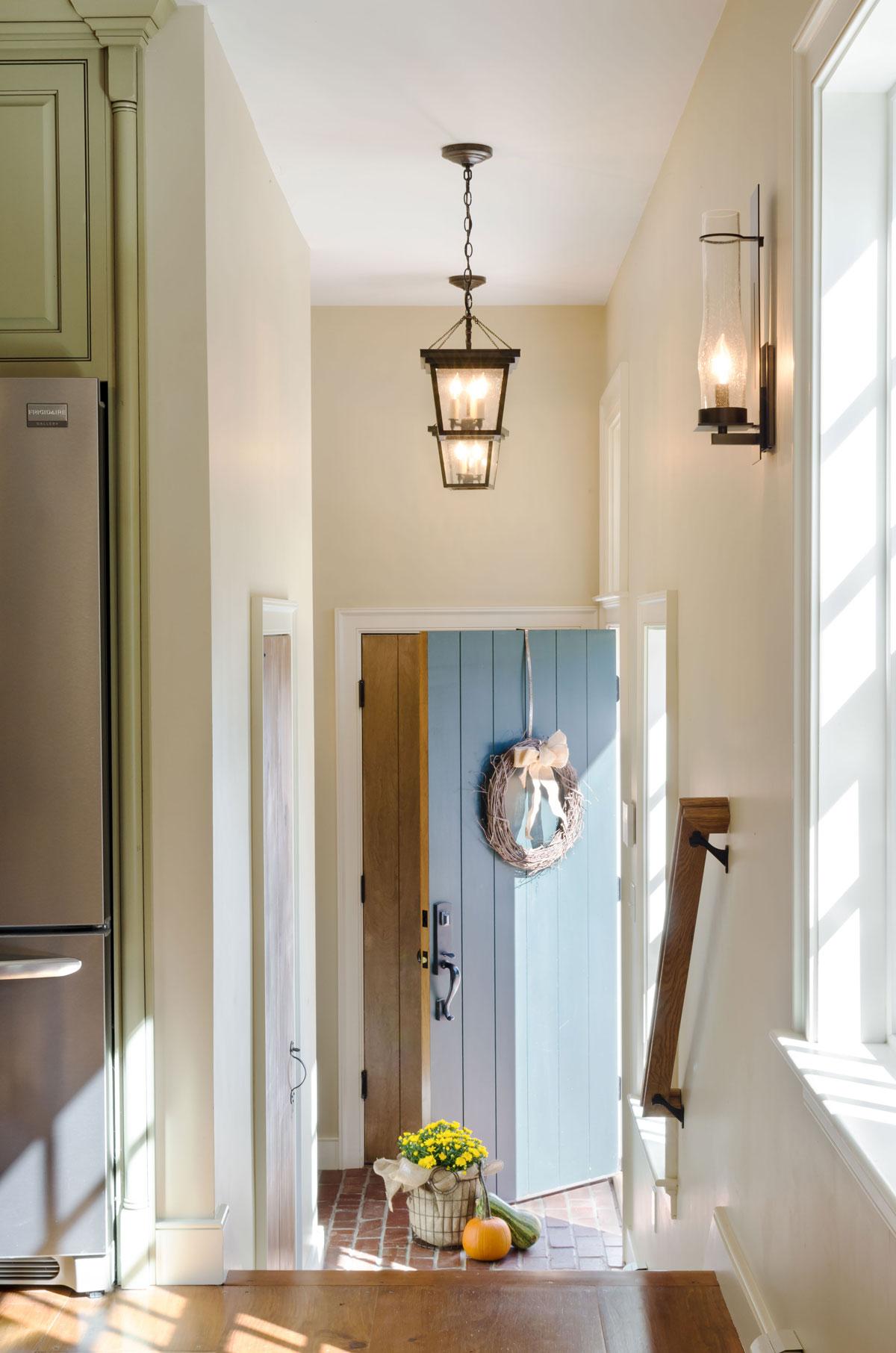 Duxbury, MA interior design by Susan Curtis Interiors