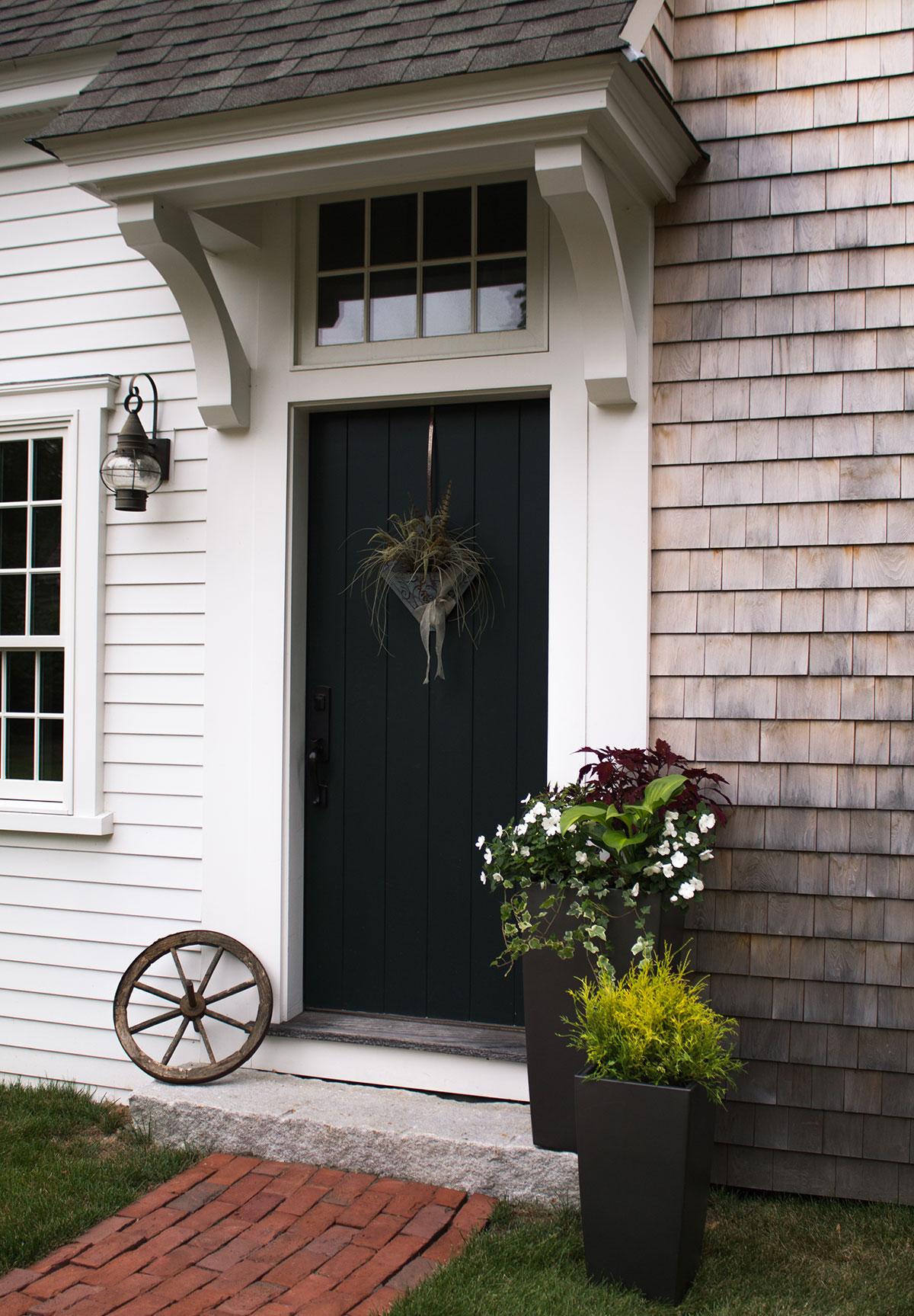 Retored 1820's cape style home Duxbury, MA