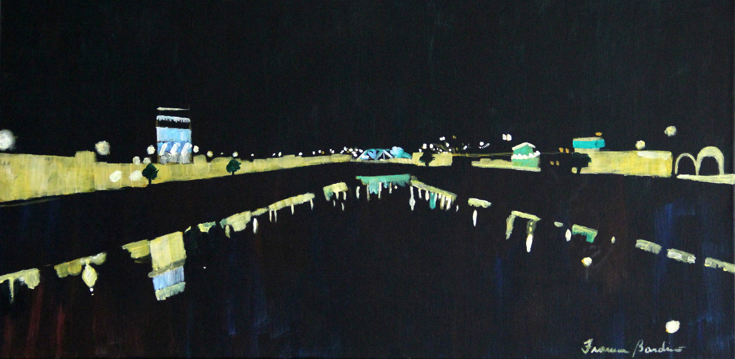 Cork City Lights