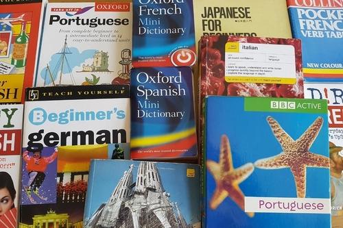 libros sobre culturas e idiomas