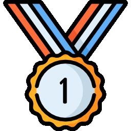 Icono con el numero tres