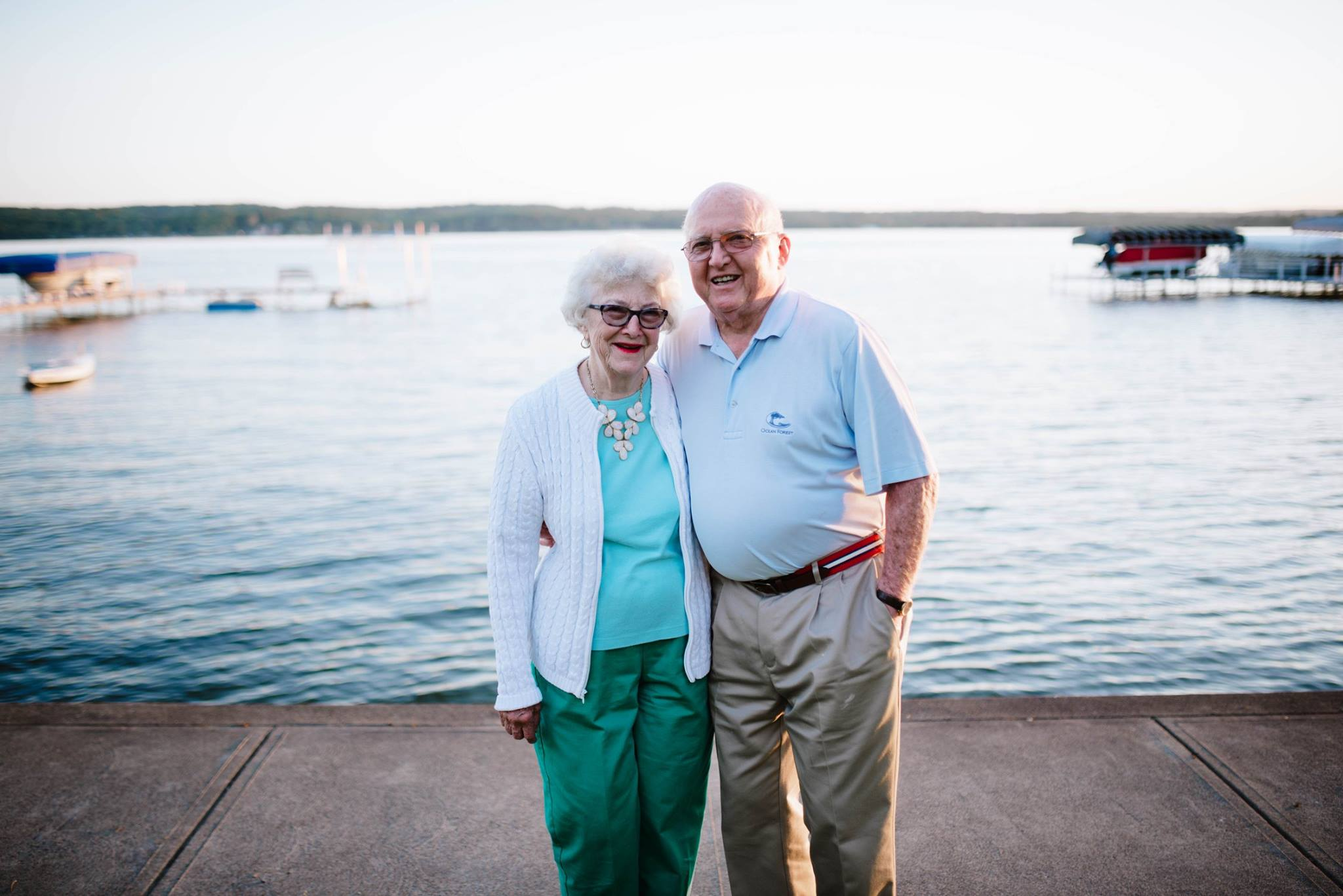 Don and Carol Poe  Founders 56 years