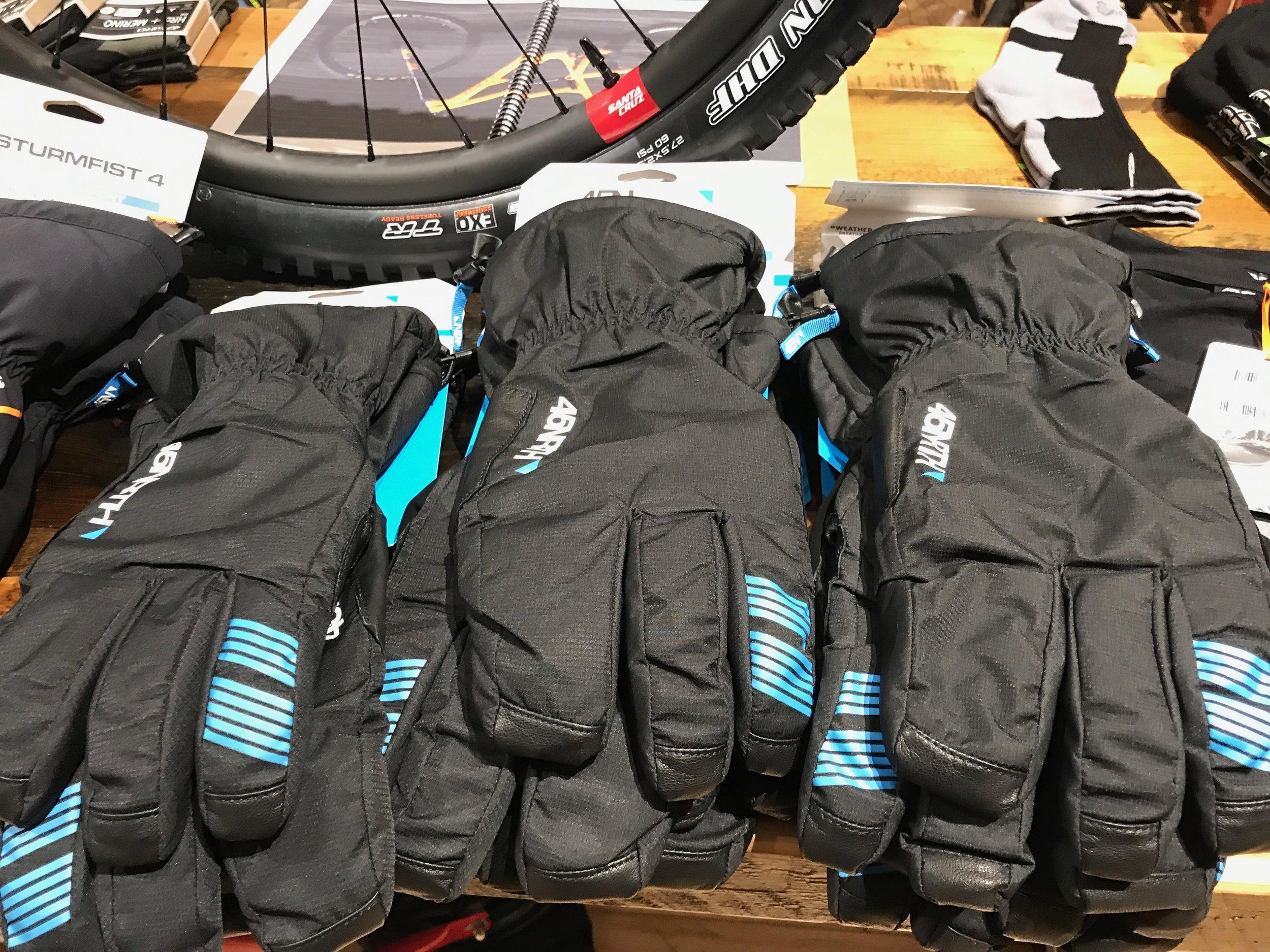 45NRTH's Sturmfist 4 gloves are a great way to keep hands warm when the polar vortex hits.