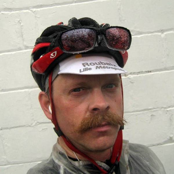"Meet Tommy ""Hurl"" Everstone, JoyRide Magazine's brand-new advice columnist. You mustache him a question!"