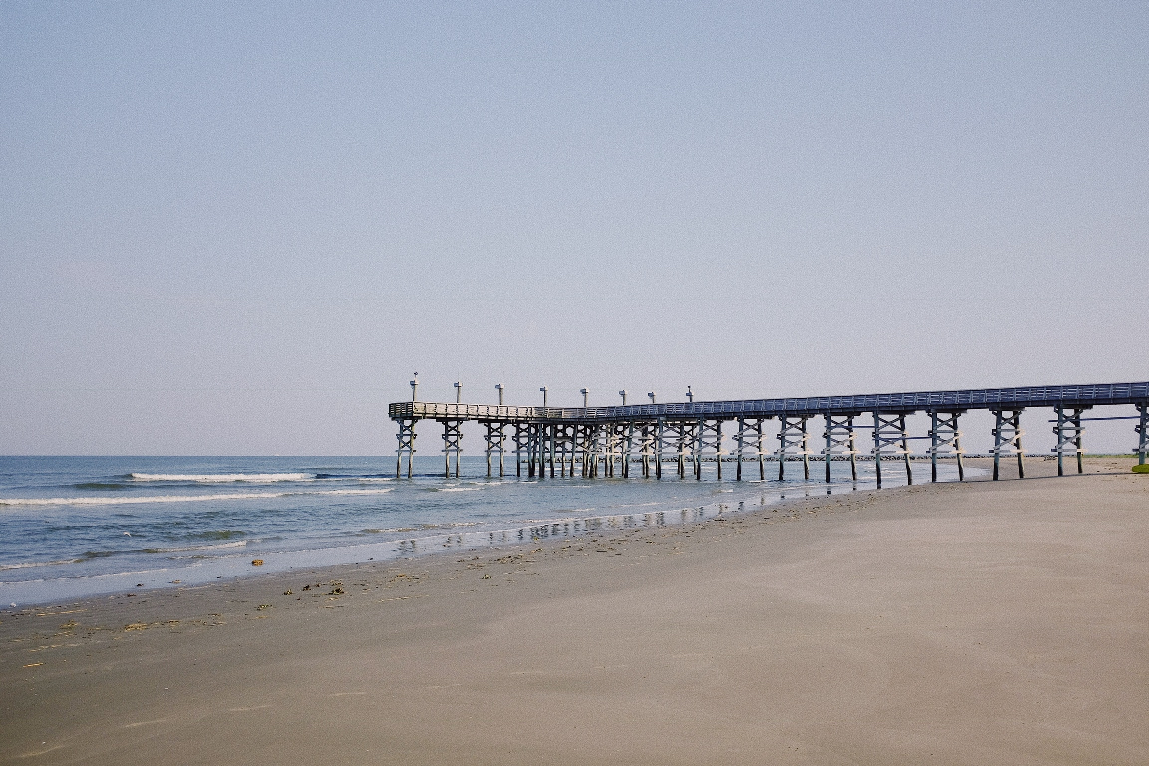 Grand Isle State Park Pier