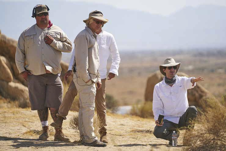 Desert Directing