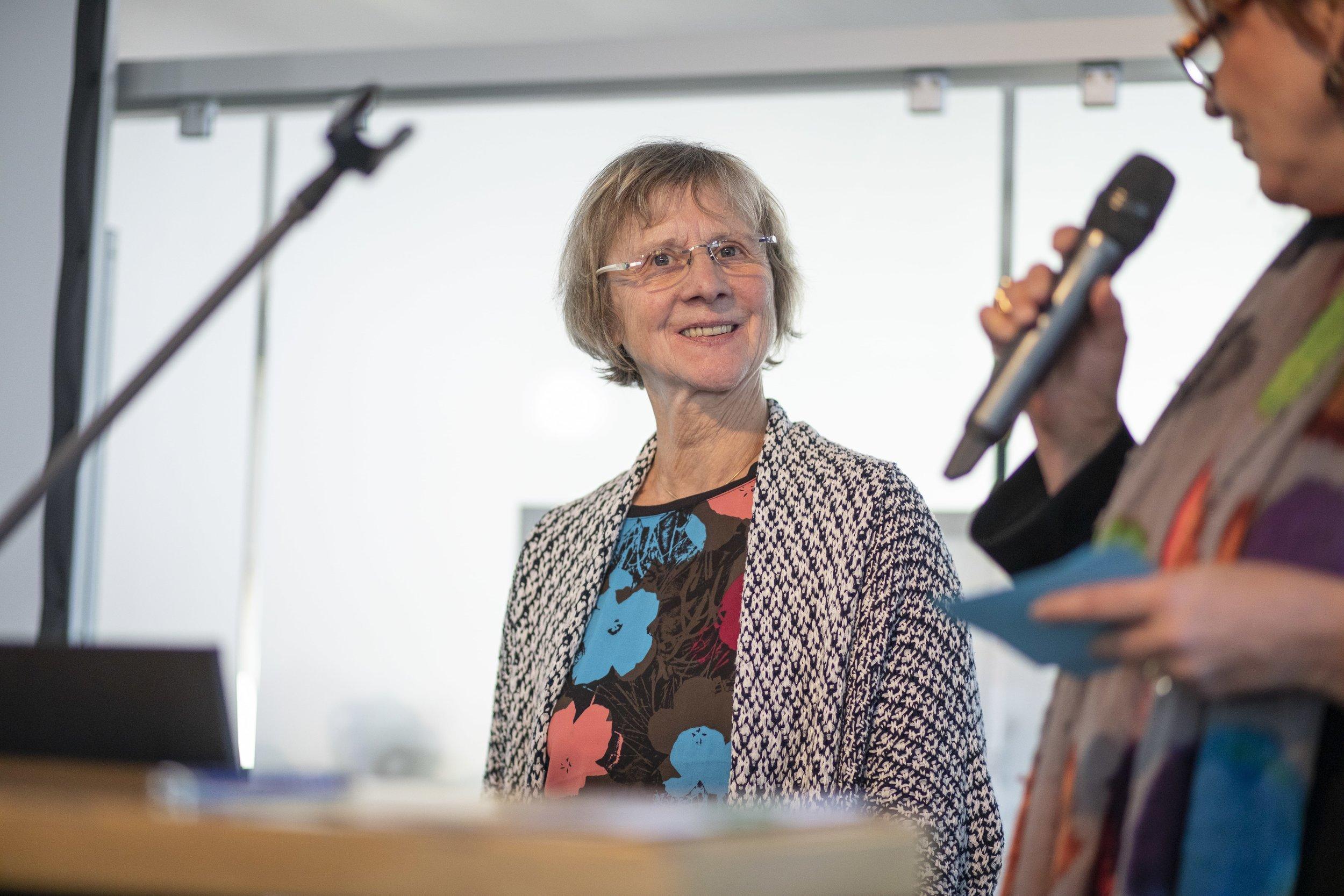 Elisabeth Marie Mars, Projektleiterin von wir.in.der.region
