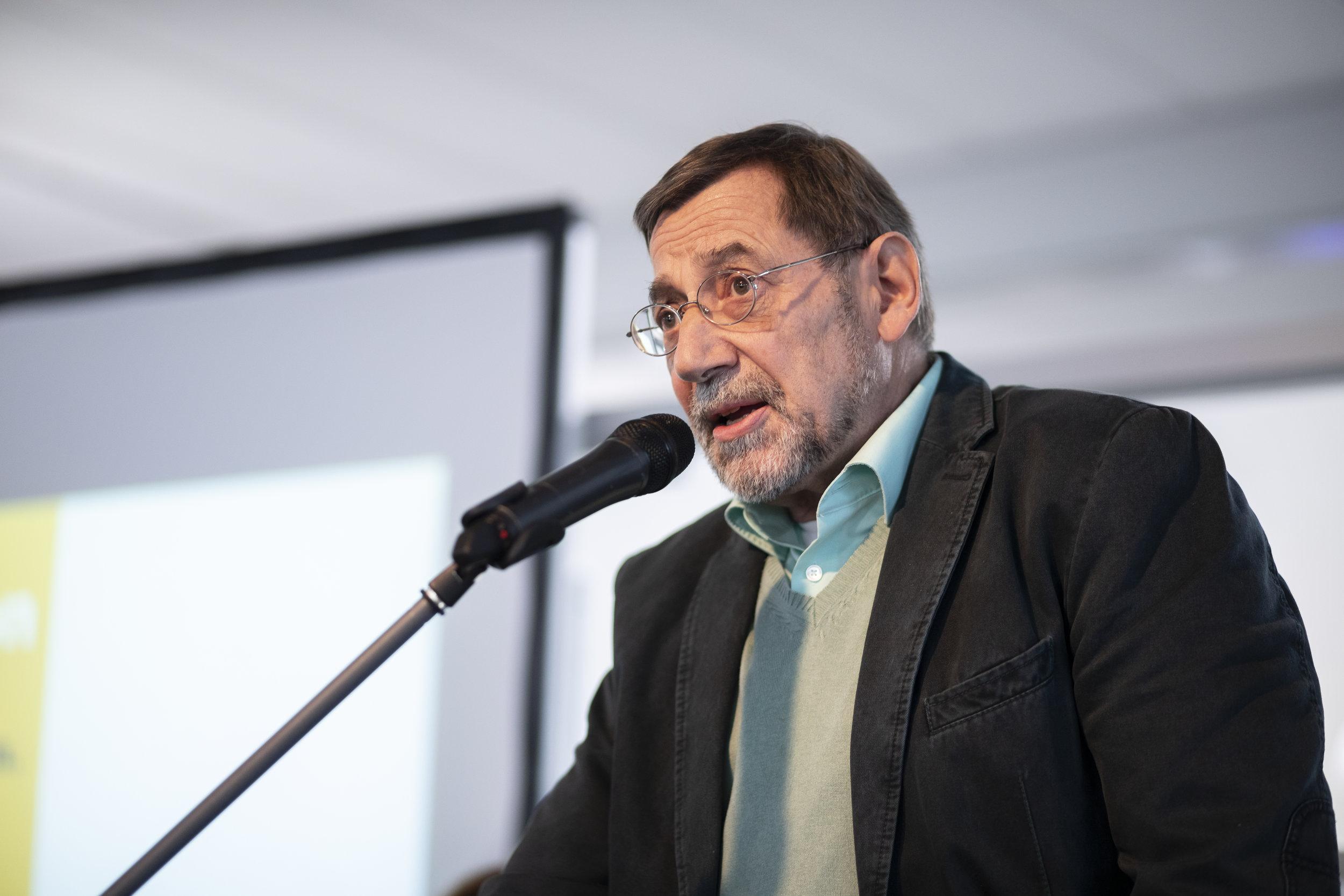 Dr. Ulrich Weber, Protagonist von wir.in.der.region