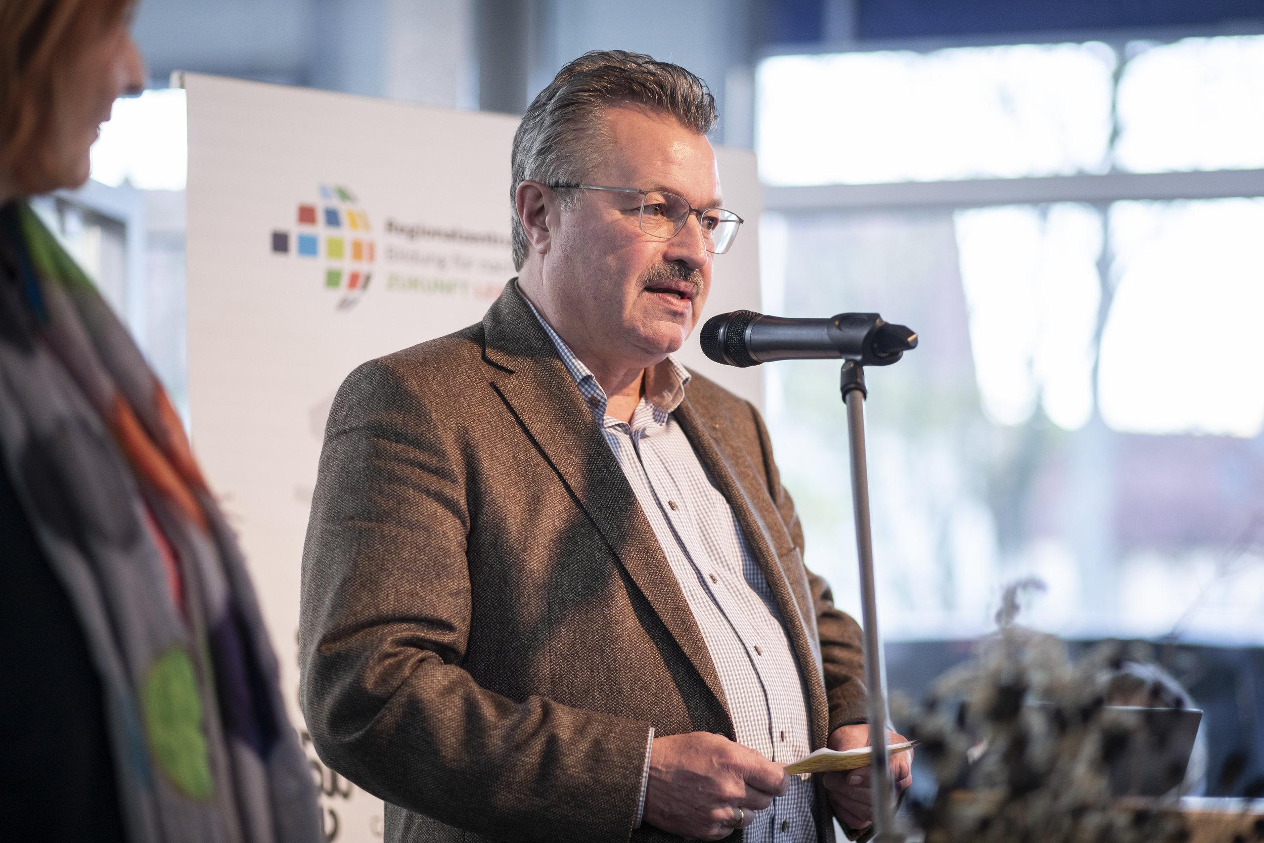 Prof. Dr. Alfons Rinschede, Protagonist von wir.in.der.region