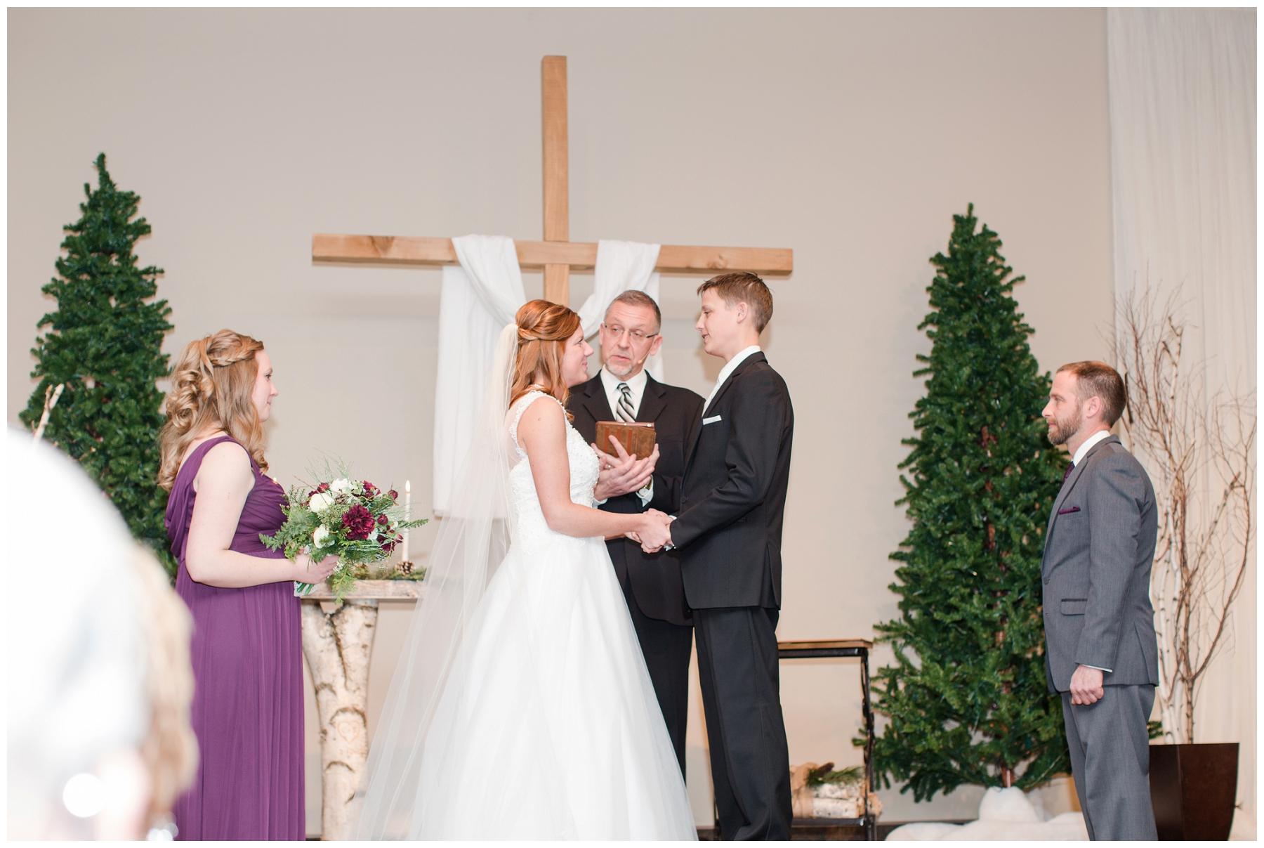 Birch Wedding,