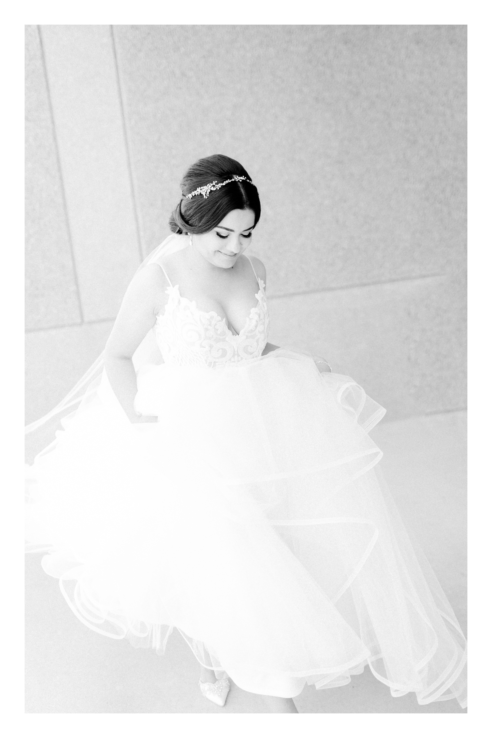 FULL-SERVICE WEDDING COLLECTIONS BEGIN AT $2499 - INCLUDES:8 Hour CoverageComplimentary Engagement Session10x10 CanvasDigital Files